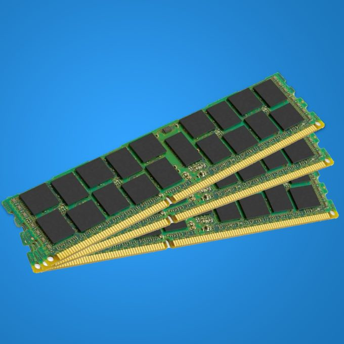 32GB DDR4 RAM For All Dell & HP Servers