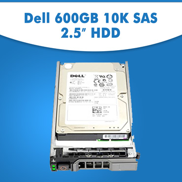 "Buy dell 600gb 10k sas 2.5"" HDD Online At Server Basket 