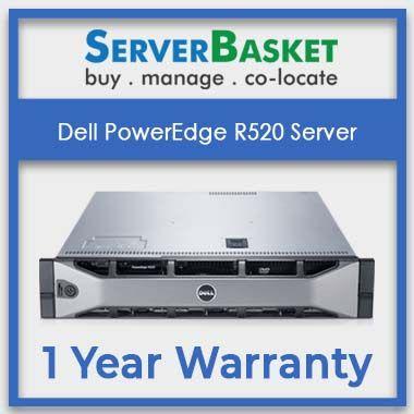 Buy Dell PowerEdge R520 Server Online | Dell R520 Server At best Price | Dell R520 Rack Server