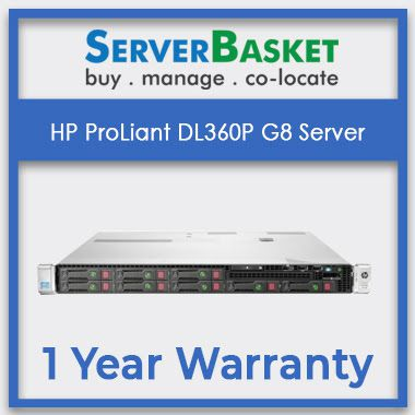 Buy HP ProLiant DL360P G8 Server Online | Get HP ProLiant DL360P G8 Server At Best Price | HP Rack, Tower, Blade Servers