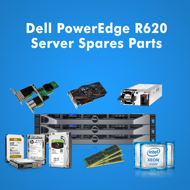Dell PowerEdge R620 Server Spares Parts