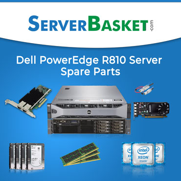 Dell PowerEdge R810 server spare parts