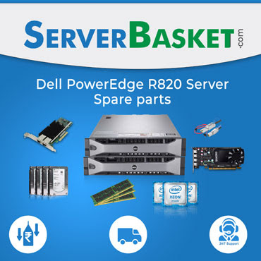 Dell PowerEdge R820 Server Spare Parts