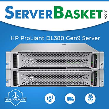 Buy HP ProLiant DL380 Gen9 Server At Lowest Price | Order HP DL380 G9 Server In India