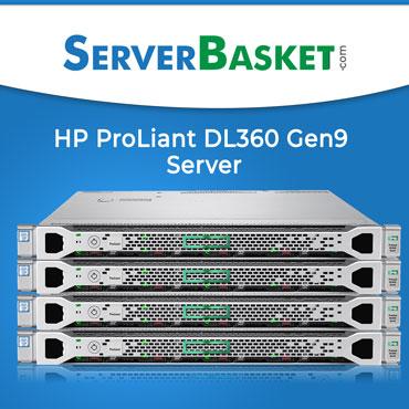 Used HP ProLiant DL360 Gen9 Server