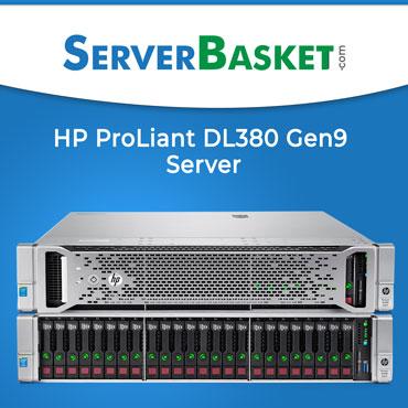 Used HP ProLiant DL380 Gen9 Server