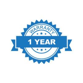 SB Assured 1 Year Warranty: