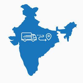 Anywhere Delivery in India