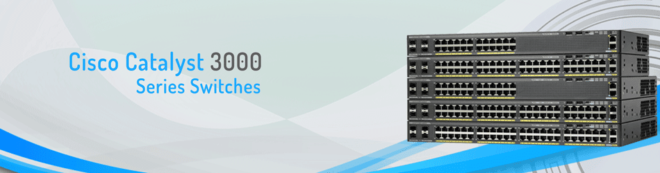 Buy Cisco Catalyst 3000 Series Switches in India at best price form server basket