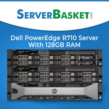 Dell R710 Server with 128GB RAM