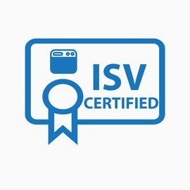 ISV Certified Workstation
