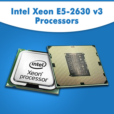 Intel Xeon E5-2630 v3 CPU for Dell & HP Servers