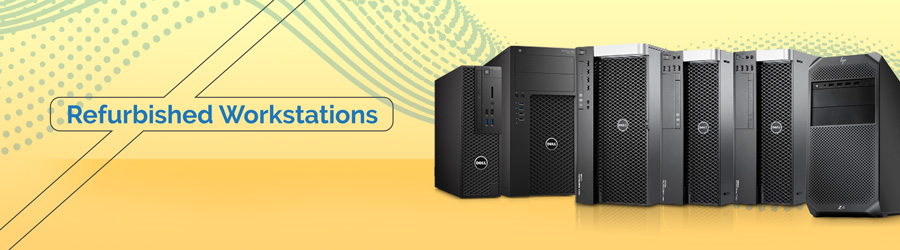 Dell, HP, Lenovo, Cisco, Refurbished Server