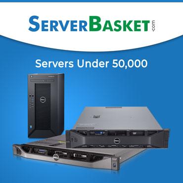 Servers Under 50000