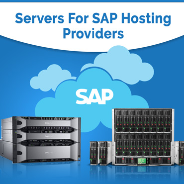 Servers for SAP Hosting Providers