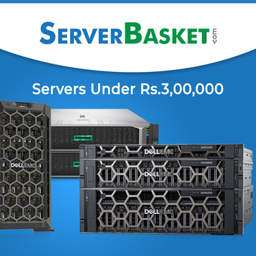 Servers Under Rs.300000