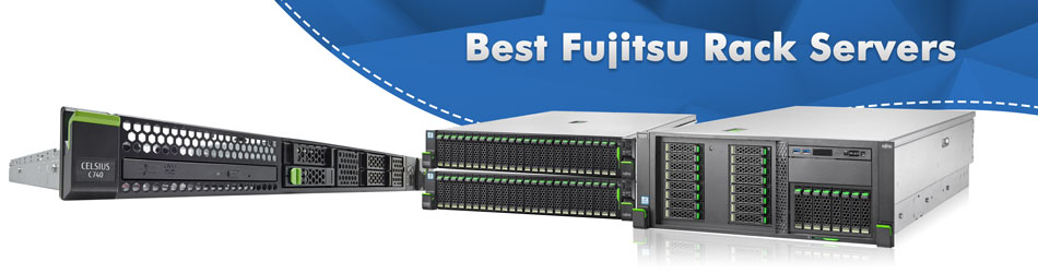 fujitsu server - blade, rack and tower server