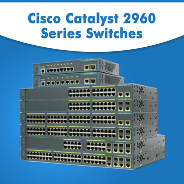 Cisco Catalyst 2960 Series Switches