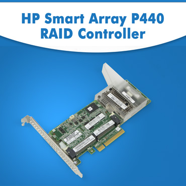 HP Smart Array P440 Raid controller