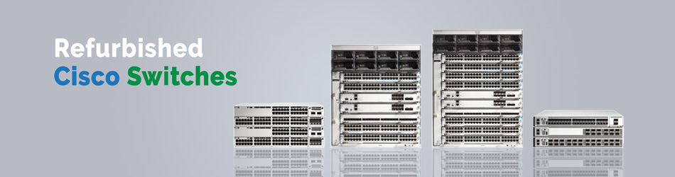 refurb cisco switches at best price from server basket in India