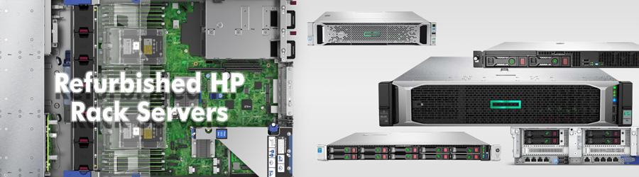 HP Refurbished rack Servers