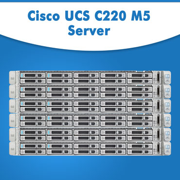 Cisco UCS C220 M5 Server At Best price in India