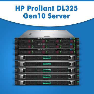 HP DL325 Gen10 Server In India At Best Price