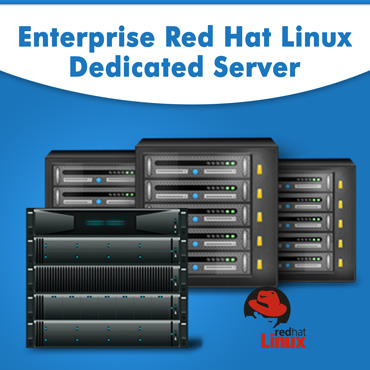 Enterprise Red Hat Linux Dedicated Server