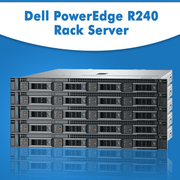 Dell poweredge R240 Server