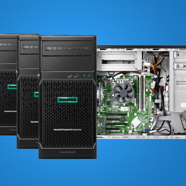 HP-Proliant-ml30-gen10-server