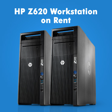 HP Z620 workstation on rent