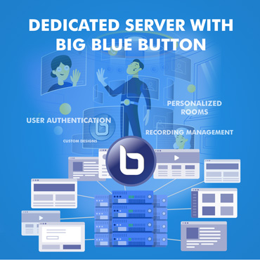 Linux Dedicated server with bigbluebutton