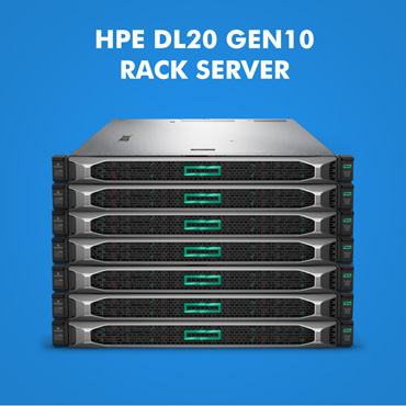 hp dl20 gen10 server