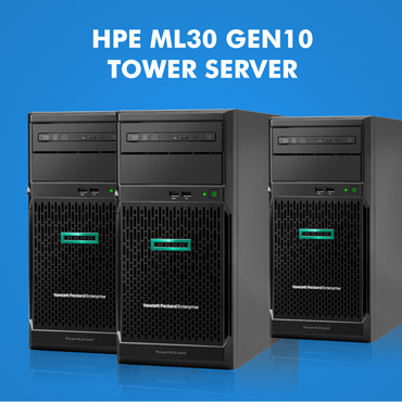 HP Proliant ml30 gen10 server