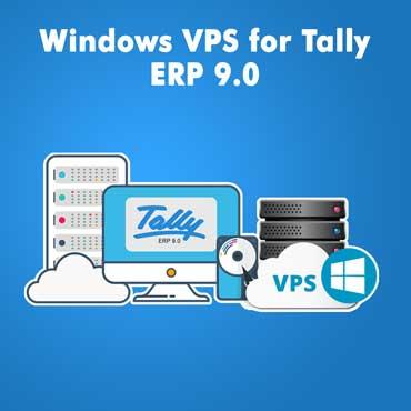 VPS fora Tally ERP 9.0