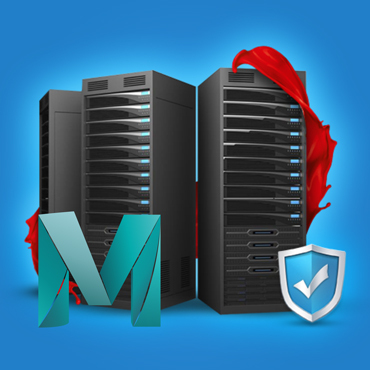 Dedicated-server-hosting-for-Maya