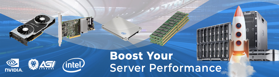 dell server accessories like ram power supply raid cards switches processors and many more