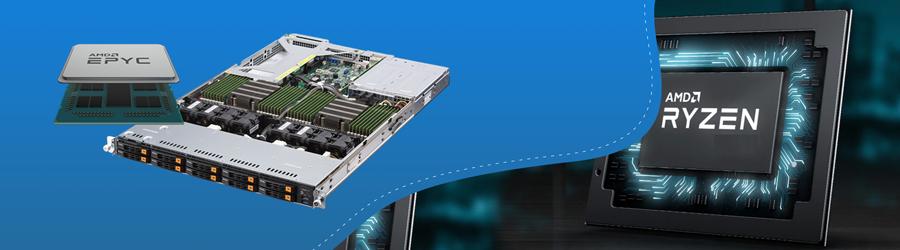 AMD EPYC Servers for high performance